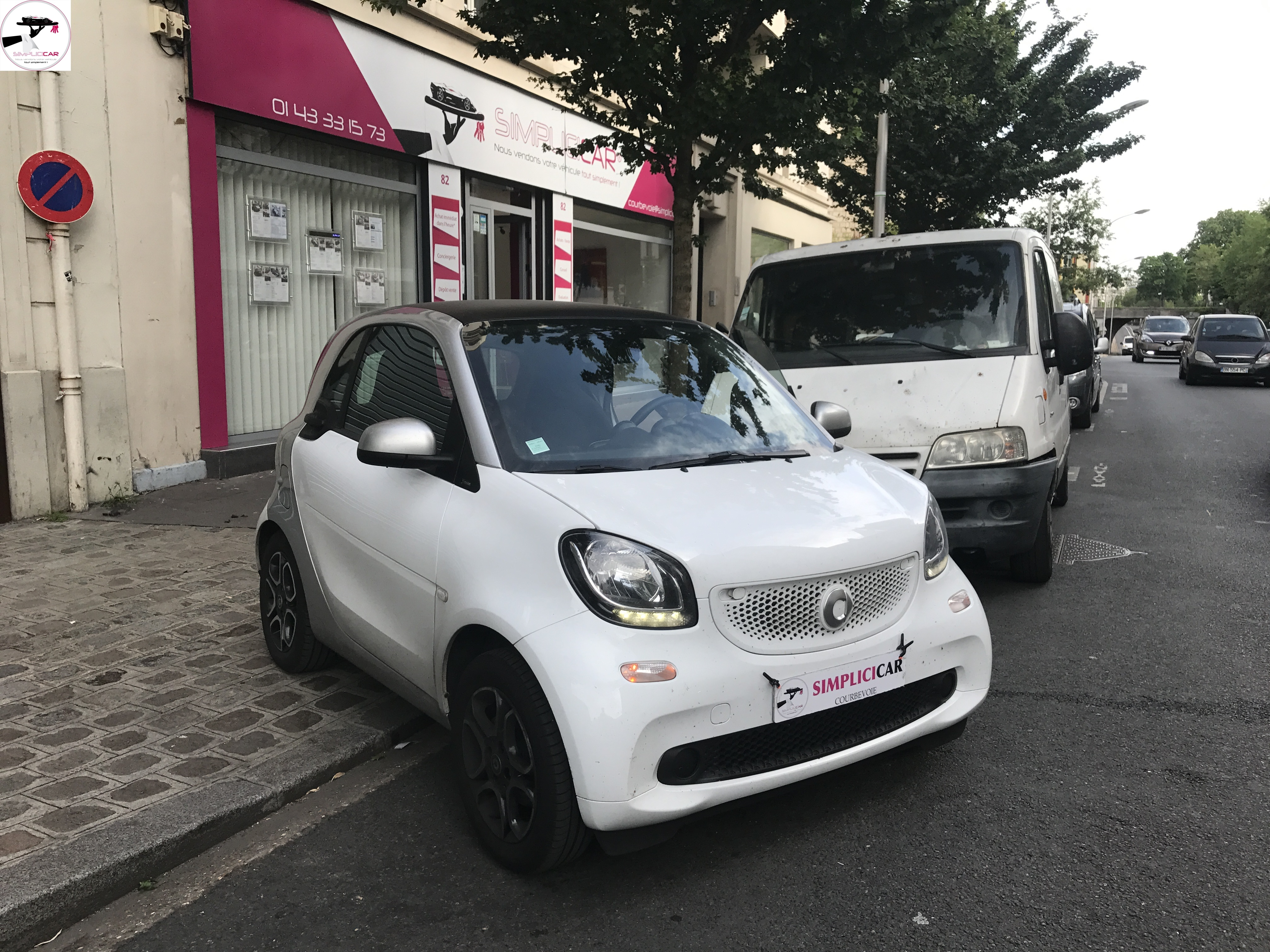 voiture smart fortwo coup 0 9 90 ch s s proxy a occasion essence 2015 35000 km 10990. Black Bedroom Furniture Sets. Home Design Ideas
